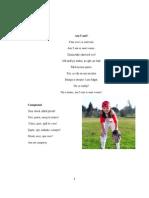 anexe poezii