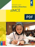 SIMCE 4° 2011
