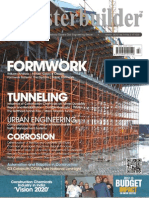 The Masterbuilder_March 2012_Formwork and Tunneling Special