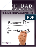 Rd 5 Tips to Startup Success