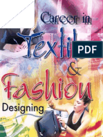 [2008] Career in Textile and Fashion Designing