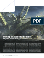 Article on 'Indian Mining Industry' by Chaitanya Raj Goyal