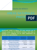 Areas Naturales