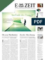 Die Zeit by Attac