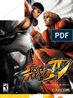 Street Fighter 4 Manual