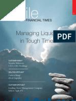 Agile Financial Times - April 2009 Edition