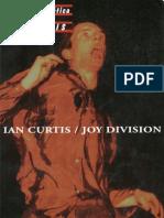 04 Ian Curtis _ Joy Division - Antologia Poética (1996)