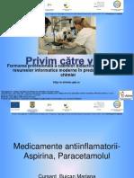 0 Aspirina Paracetamolul