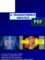7. Curs Abcese - Traumatisme Hepatice - CHH