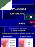 b Hemoroidala