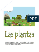 unidad  las plantas