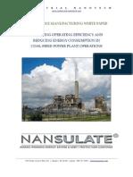 Nansulate Wp EnergyEfficient PowerPlants