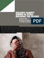 FIDH Syria Sexual Violence En