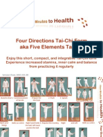 Four Directions Tai Chi Form