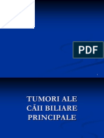 Cancer CBP Colecist Ampula