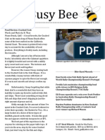 The Busy Bee Vol 2 Issue 14