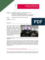 130327 Réunion Ethique du Sport #1 - Sport professionnel et Sport de haut niveau