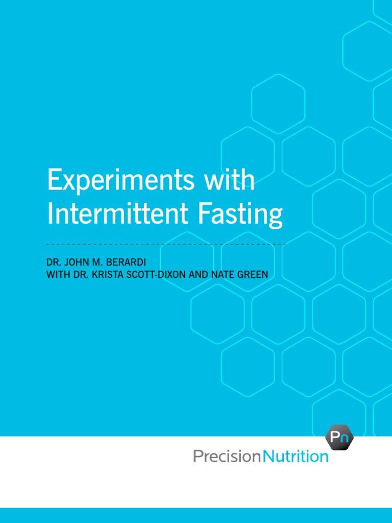 Intermittent Fastingprecision Nutritionpdf