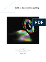 Machine Vision Lighting