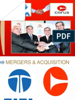 Group a Tata Corus