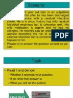 K - 4 Scenario Prognosis.ppt