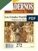 Cuadernos. Historia 16. nº 272. Los Estados Pontificios (1)
