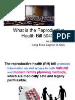 Summary Afp-2.Rh Bill