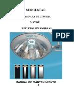 Manual Spanish New Surgi Star