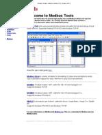Modbus, Modbus Software, Modbus RTU, Modbus ASCII