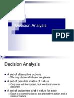 1.Decision Analysis