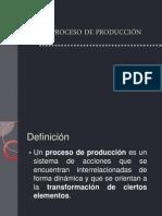 3.4.2.Proceso de Produccion