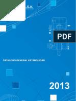 Catalogo Estanquidad 2013 Interseal