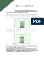 Estructuras de Datos en c