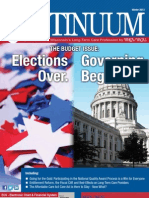 Continuum Magazine (Winter 2013)