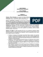Plan Regualdor de Ivirgarzama
