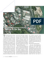 Article on 'Aerial Roof Measurement Technology' by Chaitanya Raj Goyal