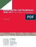 Onley Britain and Gulf Shaikhdoms
