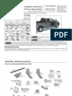 Bestop Power Step Installation Instructions QL xQ7Z8U3y.pdf