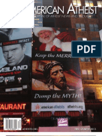 American Atheist Magazine First Quarter 2013
