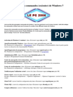 Les principales commandes (exécuter) de Windows 7.pdf
