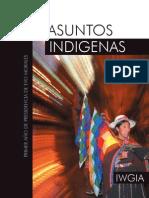 Una mercancía indígena y sus paradojas CUSICANQUI en Asuntos Indígenas