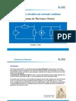 Analise de Circuitos Em Cc_Teorema de Thevenin