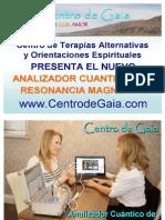 Diagnósticos con el Analizador Cuántico por Resonancia Magnética GAIARIAN®