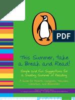 2013 Penguin Summer Reading Guide