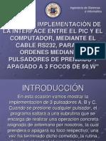 Proyecto Pulsador