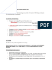 ptu notesinternational marketin