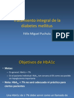 Tratamiento Integral de La Diabetes