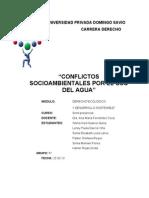 Trabajo Nro 2 Grupal de Derecho Ecologico y Desarrollo Sostenible