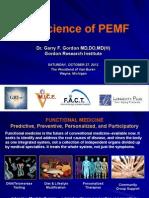 Science of PEMF Detroit 102012