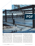 Article on 'Thermal Bridging